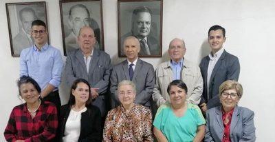 Junta Directiva CEDAL 2020-2021